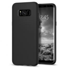 Pouzdro Spigen Liquid Crystal pro Samsung G955F Galaxy S8 Plus Matte Black