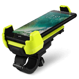 iOttie Active Edge Bike & Bar Mount (HLBKIO102GN), electric lime držák na kolo či motorku