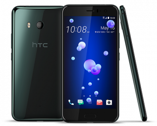 HTC U11 Brilliant Black