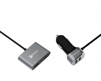 Autonabíječka Nillkin PowerShare QuickCharge 3.0 USB