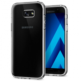 Pouzdro Spigen Ultra Hybrid pro Samsung Galaxy A5 2017 A520F Crystal Clear