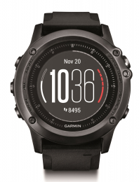 Garmin Fenix 3 Sapphire Optic HR Grey