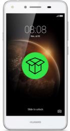 Huawei Y6 II Dual SIM White *rozbaleno