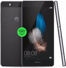 Huawei P8 Lite Dual SIM Black *rozbaleno