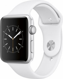 Apple Watch Series 2 42mm Silver White
