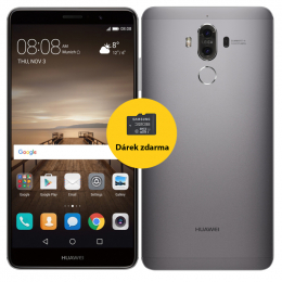 Huawei Mate 9 Dual SIM Space Grey (CZ distribuce)