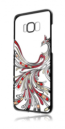 Pouzdro Made by Swarovski Crystal Dance pro Samsung Galaxy S8 G950F černé