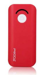 Remax Jane Powerbox V3 PowerBank 6000mAh Red