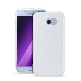 Pouzdro Puro Case 0.3 pro Samsung A520F Galaxy A5 2017 transparentní