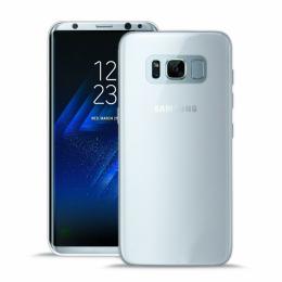 Pouzdro Puro Cover 03 Nude pro Samsung G950F Galaxy S8 transparentní