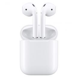 Apple AirPods Bezdrátová sluchátka MMEF2AM/A bílá
