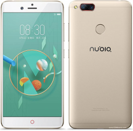Nubia Z17 Mini Dual SIM 4GB/64GB Gold