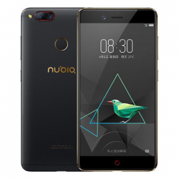 Nubia Z17 Mini Dual SIM 4GB/64GB Black Gold