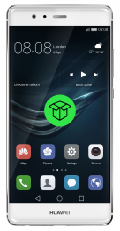 Huawei P9 Dual SIM 3GB/32GB Mystic Silver Fast Charging *rozbaleno