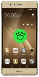 Huawei P9 Dual SIM 3GB/32GB Prestige Gold Fast Charging *rozbaleno