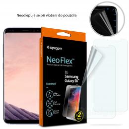 Spigen Neo FLEX ochranná folie (565FL21701) pro Samsung G950F Galaxy S8