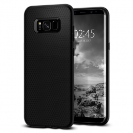 Pouzdro Spigen Liquid Air pro Samsung G955 Galaxy S8 Plus Black