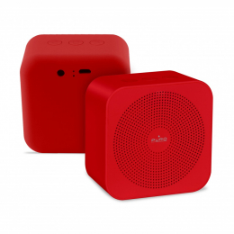 Puro Handy Speaker (P-BTSP03) Bluetooth reproduktor Red