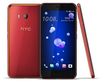 HTC U11 Dual SIM Solar Red