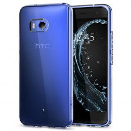 Pouzdro Spigen Liquid Crystal pro HTC U11 Clear