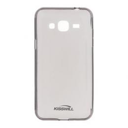 Pouzdro Kisswill TPU Samsung Galaxy J3 J320F 2016 černé