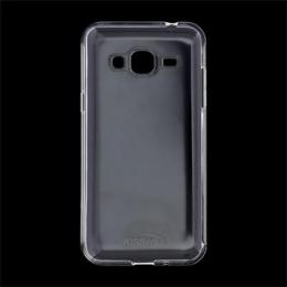 Pouzdro Kisswill TPU Samsung Galaxy J3 J320F 2016 čiré