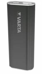 Powerbanka Varta Dual USB 5.200 mAh Grey