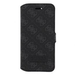 Pouzdro Guess 4G UpTow Book Apple iPhone 6/6S černé
