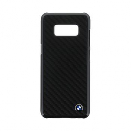 Pouzdro BMW Signature Carbon Samsung G950 Galaxy S8 černé