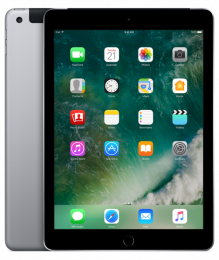 Apple iPad Wi-Fi+Cellular 32GB Space Gray MP1J2FD/A - bez možnosti odpočtu DPH