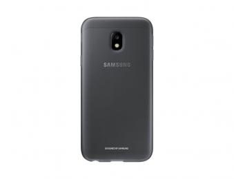 Pouzdro Samsung EF-AJ330TB pro Samsung Galaxy J3 2017 černé