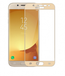 Tactical Asahi 2.5D Tvrzené Sklo pro Samsung J330F Galaxy J3 2017 zlaté