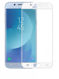 Tactical Asahi 2.5D Tvrzené Sklo pro Samsung J730F Galaxy J7 2017 bílé