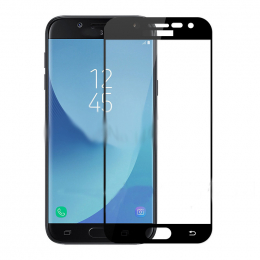 Tactical Asahi 2.5D Tvrzené Sklo pro Samsung J730F Galaxy J7 2017 černé