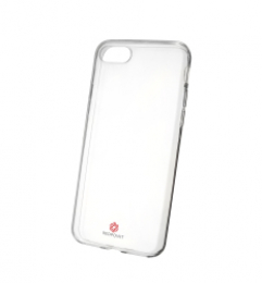 Pouzdro RedPoint Silicon Exclusive pro Huawei P8 Lite čiré