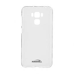 Pouzdro Kisswill TPU ASUS Zenfone MAX Plus ZB570TL černé