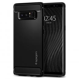 Pouzdro Spigen Rugged Armor pro Samsung Galaxy Note 8 Black