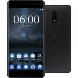 Nokia 6 Dual SIM Black (CZ distribuce)