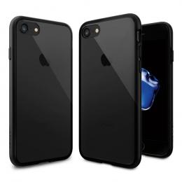 Pouzdro Spigen Ultra Hybrid pro Apple iPhone 7/8 Black