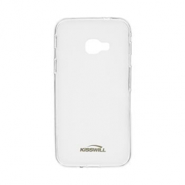Pouzdro Kisswill TPU pro Samsung Galaxy Xcover 4 G390F čiré