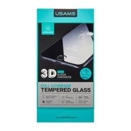 USAMS BH342 Tvrzené Sklo Full Cover 3D Black pro iPhone 7/8 Plus