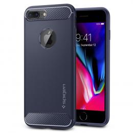 Pouzdro Spigen Rugged Armor pro Apple iPhone 7/8 Plus Blue