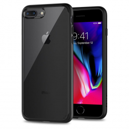 Pouzdro Spigen Ultra Hybrid 2 pro Apple iPhone 7/8 Plus Black