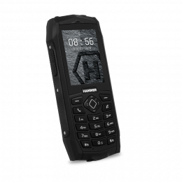 myPhone Hammer 3 Dual SIM Black