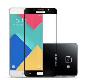 Tactical Asahi 2.5D Tvrzené Sklo pro Samsung A510 Galaxy A5 2016 černé