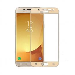 Tactical Asahi 2.5D Tvrzené Sklo pro Samsung J730F Galaxy J7 2017 zlatý