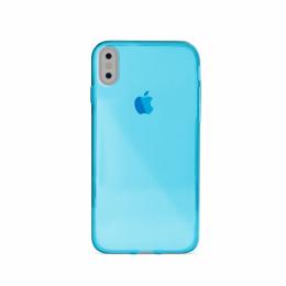 Pouzdro Puro Cover 03 Nude pro Apple iPhone X modré