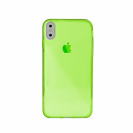 Pouzdro Puro Cover 03 Nude pro Apple iPhone X zelené