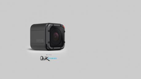 GoPro HERO5 Session (HWMR1) - zánovní