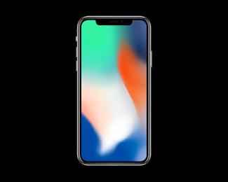 Apple iPhone X 256GB Silver - vyměněný kus v rámci reklamace